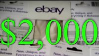 Fraud Victim Scammed Into Buying eBay Gift Cards