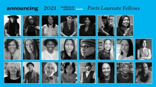 The 2021 Academy of American Poets Laureate Fellows