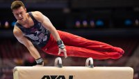 National Champ Brody Malone Ahead at US Olympic Gymnastic Trials