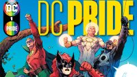 'Be Gay, Do Crimes' Writer Sina Grace on the First DC Pride Anthology