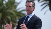 California Gov. Newsom Is Second in State's History to Face Recall Election