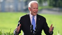 Biden Returns From First Foreign Trip Having Made 'America Is Back' Pitch