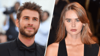 Liam Hemsworth and Gabriella Brooks Make Their First Official Appearance as a Couple