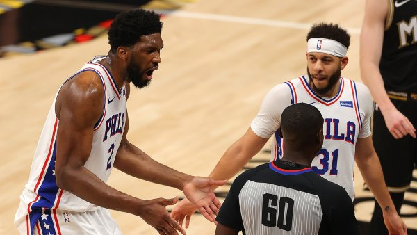 NBA Playoffs: Sixers' Joel Embiid Makes a Strong Game 7 Promise – NBC10  Philadelphia