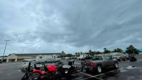 Major Damage to Alabama Mobile Home Park Amid Tropical Storm