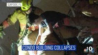 Condo Building Collapses While Residents Slept: The Lineup