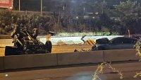 1 Dead as Car Flips in Roosevelt Expressway Crash