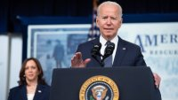 Biden to Express Confidence in National Security Leaders at 1st Visit to Intel Agency