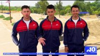 Jonas Brothers Living Out Their 'Olympic Dreams'