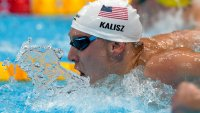 Gold Medalist Chase Kalisz on Training with Role Model Michael Phelps