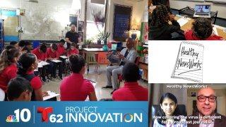 Project Innovation Grant Winner Healthy NewsWorks