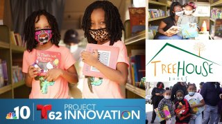 Project Innovation Grant Winner Tree House Books
