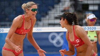 Canada's Humana-Paredes and Pavan are favorites for gold in beach volleyball