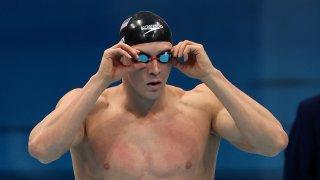 Ryan Murphy took 100m backstroke bronze in Tokyo after gold in Rio