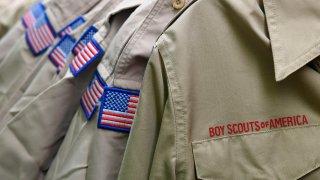Boy Scouts of America uniforms