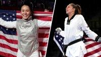 Tokyo Updates: Kiefer, Zolotic Win Historic Golds in Fencing, Taekwondo