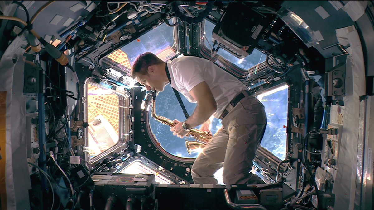 Astronaut Plays Sax from Space During Tokyo Olympics Closing Ceremony – NBC10 Philadelphia