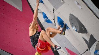 Find out where to watch every minute of sport climbing competition at the Tokyo Olympics.