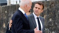Biden and Macron Plan to Meet as the U.S. and France Try to Smooth Things Over in Their Submarine Saga