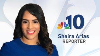 A photo of Shaira Arias