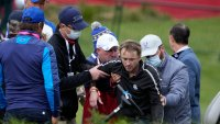 Tom Felton of 'Harry Potter' Fame Collapses While Playing at Ryder Cup