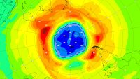 Ozone Hole Over Antarctica Larger Than Usual, Scientists Say