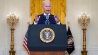 Biden $3.5T Plan Tests Voter Appeal of Expansive Gov't Role