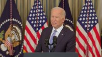 Biden on Border: 'Of Course I Take Responsibility, I'm President'