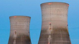 The Three Mile Island Nuclear Plant