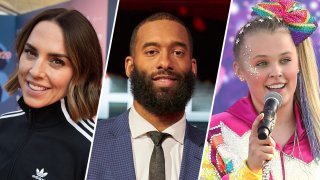 """From left: Melanie C., Matt James and JoJo Siwa will be part of the celebrity cast for season 30 of """"Dancing With the Stars."""""""