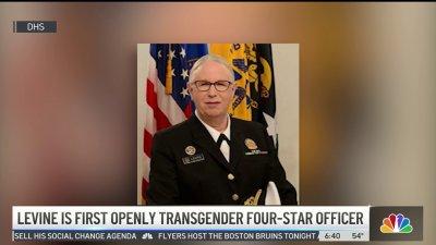 Dr. Rachel Levine Is First Openly Transgender U.S. 4-Star Officer