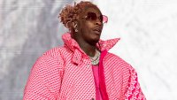 Rapper Young Thug Sues Over Swiped Bag That Had $40K, Jewelry Worth $94K and Unreleased Songs