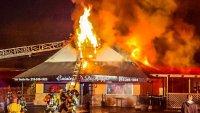 Bucks County Italian Restaurant Goes Up in Flames