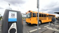 Amid Air Quality Concerns, School Districts Embrace Electric Buses