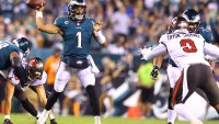 Eagles Observations: Bucs Loss Is No Moral Victory, But Some Hope on Defense