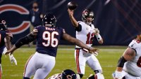 NFL Schedule Week 7: Game Times, How to Watch on TV and More