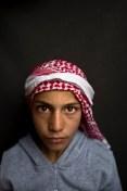 Mohammed Bandar, 12, from Hama, Syria