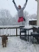 [UGCPHI-CJ-pets]Snow fun