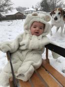 [UGCPHI-CJ-weather]Veyda's 1st Snow