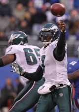 Celek's Disappearance Exposes Flaw in Vick's Game