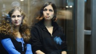 Freed Pussy Riot Member: Putin Showed