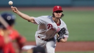 No Punch in the Face This Time. Aaron Nola Shows Why He's the Phillies' Horse