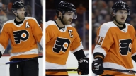 Grading the Flyers' Forwards at the Bye Week