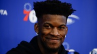 Behind the Scenes of Jimmy Butler's First Day as a Sixer