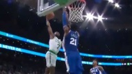 Former Sixer Comes to Joel Embiid's Defense Over Jaylen Brown's 'poster'