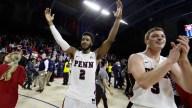 Penn Ends Villanova's City Supremacy in 78-75 Upset Win