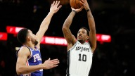Spurs 123, Sixers 96: Sixers Sleepwalk Through Uninspiring Loss to Spurs