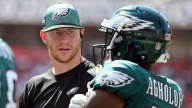 Carson Wentz Is Back to Making Those Classic Plays