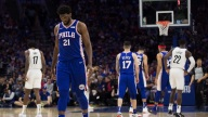 Joel Embiid Will Not Play in Game 3