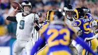 Can't Help But Think About Nick Foles' Future After a Game Like This